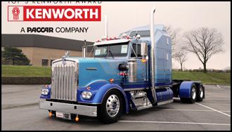 Mark Hollen's 2014 Kenworth W900L