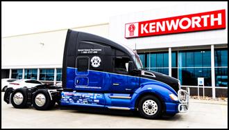 Truckers Against Trafficking Everyday Heroes Kenworth T680