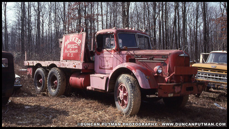 January 2019 End of the Road - Mack L-Model