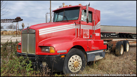 April 2020 End of the Road - Kenworth T600A