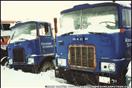 A pair of 1974 Mack F-Models
