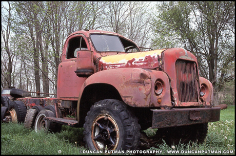 July 2020 End of the Road - Mack B-Model