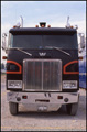 AJ Foyt Racing Western Star Cabover - Photo by Duncan Putman