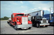 1954 Diamond T 951S and 1959 Mack B-61T - Photo by Duncan Putman