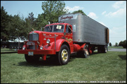 Mack LJT and Trailer - Photo by Duncan Putman