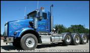 Heavy Haul Kenworth T800