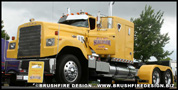 Sercombe Trucking's 1975 Dodge Big Horn