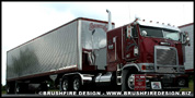 Sercombe Trucking's Freightliner FLB
