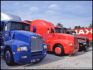 IndyCar Haulers and Diesel Power at the Indianapolis 500