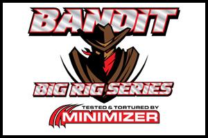 Minimizer Bandit Big Rig Racing Series