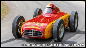 1952 #28 Cummins Diesel Special IndyCar