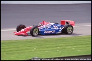 Scott Brayton in his Lola/Buick during qualifying for the 1991 Indianapolis 500
