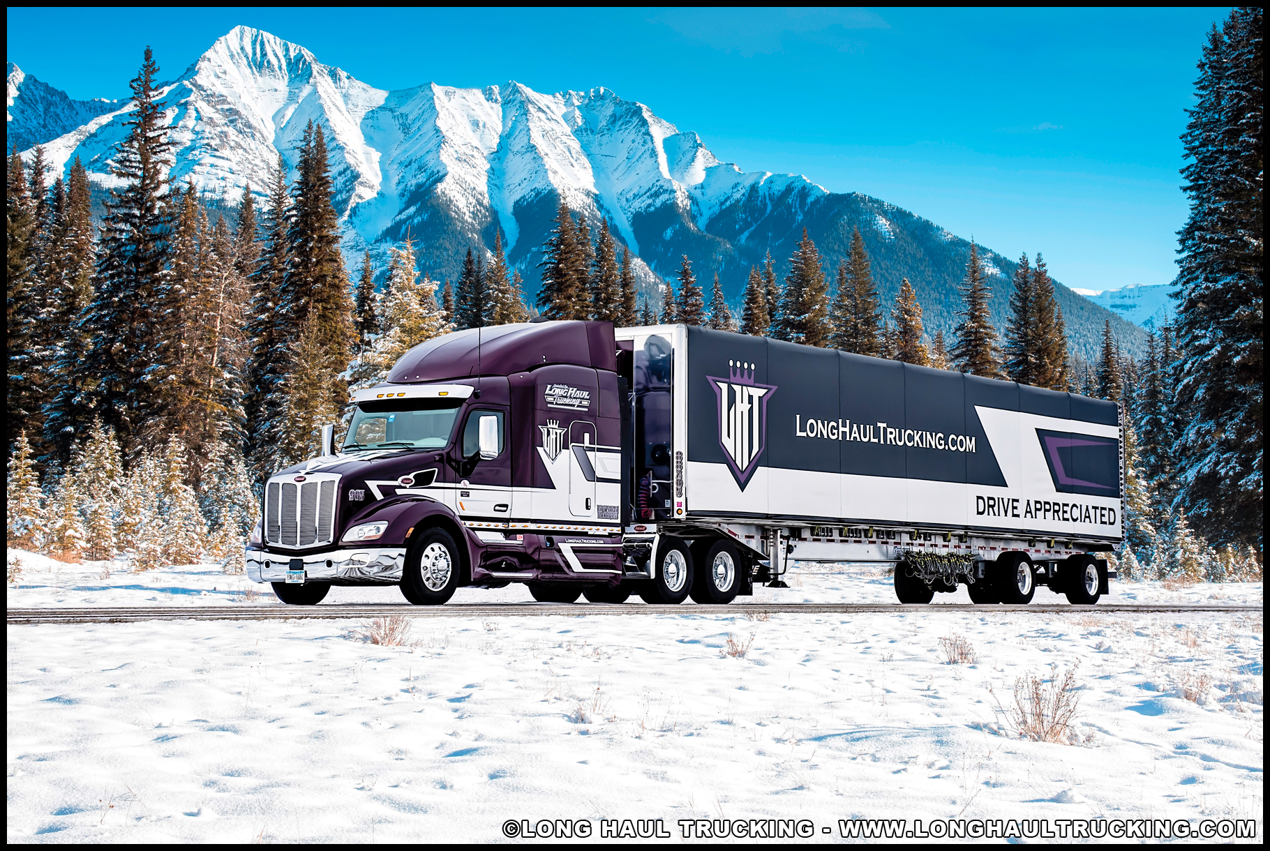 Long Haul Trucking >> DuncanPutman.com Industry Spotlight - Interview with Anthony Book of Long Haul Trucking