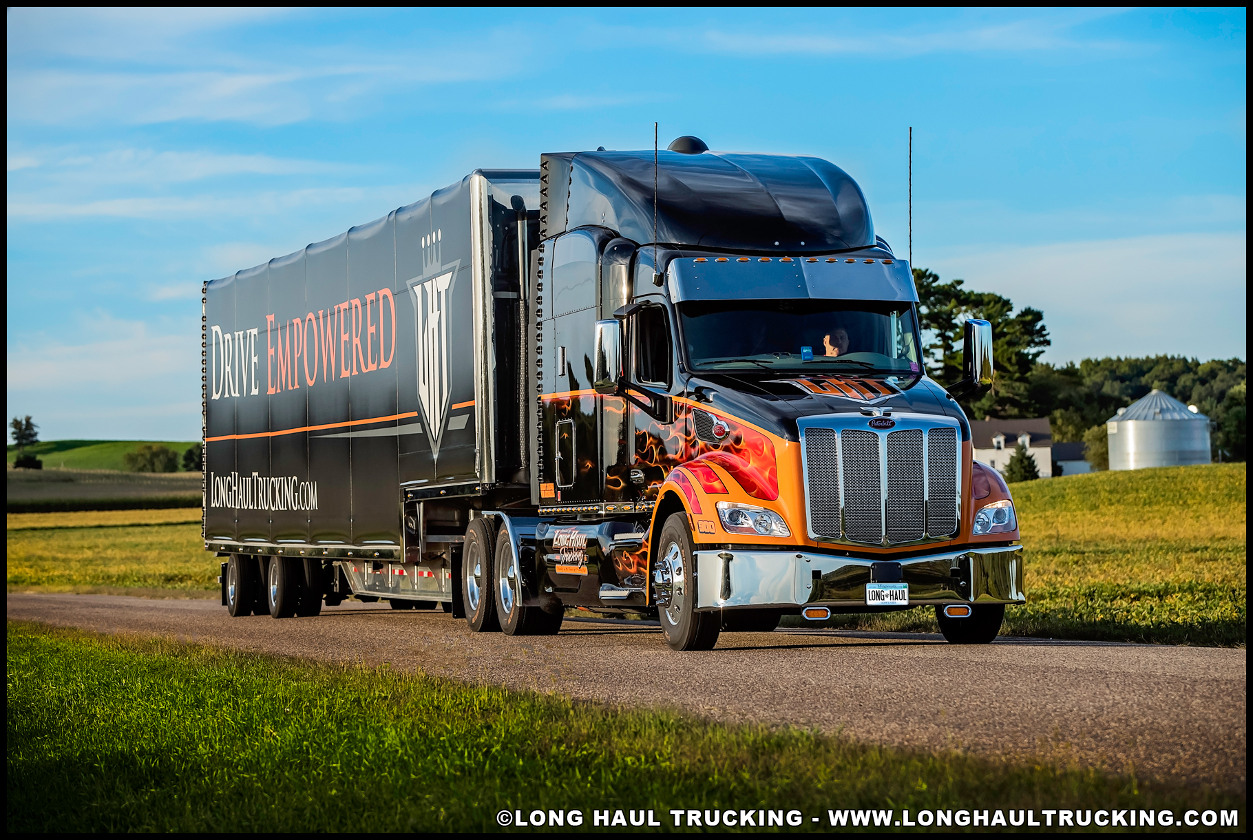 Long Haul Trucking >> Duncanputman Com Industry Spotlight Interview With Anthony Book Of