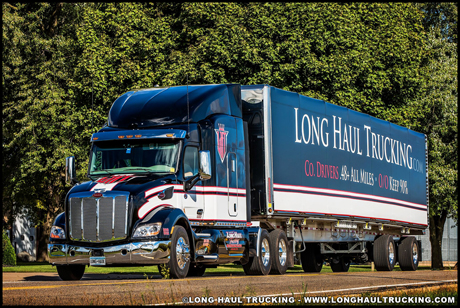 January 2019 Industry Spotlight - Anthony Book of Long Haul Trucking