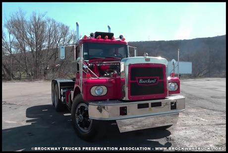 July 2019 Industry Spotlight - History of the Brockway Motor Trucks Company