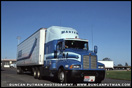 Marten Transportation Kenworth T600