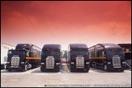 Penske Racing Freightliner FLB Cabovers