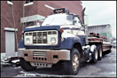 GMC 950 Astro Cabover
