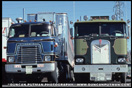 International 4070 Transtar II & Kenworth K100