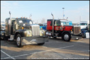 1957 Mack B-61 and 1986 GMC General