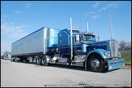 Kenworth W900A with Aerodyne Sleeper