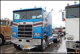 1983 Marmon HDT Cabover - Photo by Duncan Putman