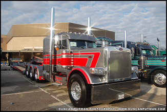 2017 Peterbilt model 389 - Photo by Duncan Putman