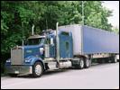 Bill Harvey's 2007 Kenworth W900L