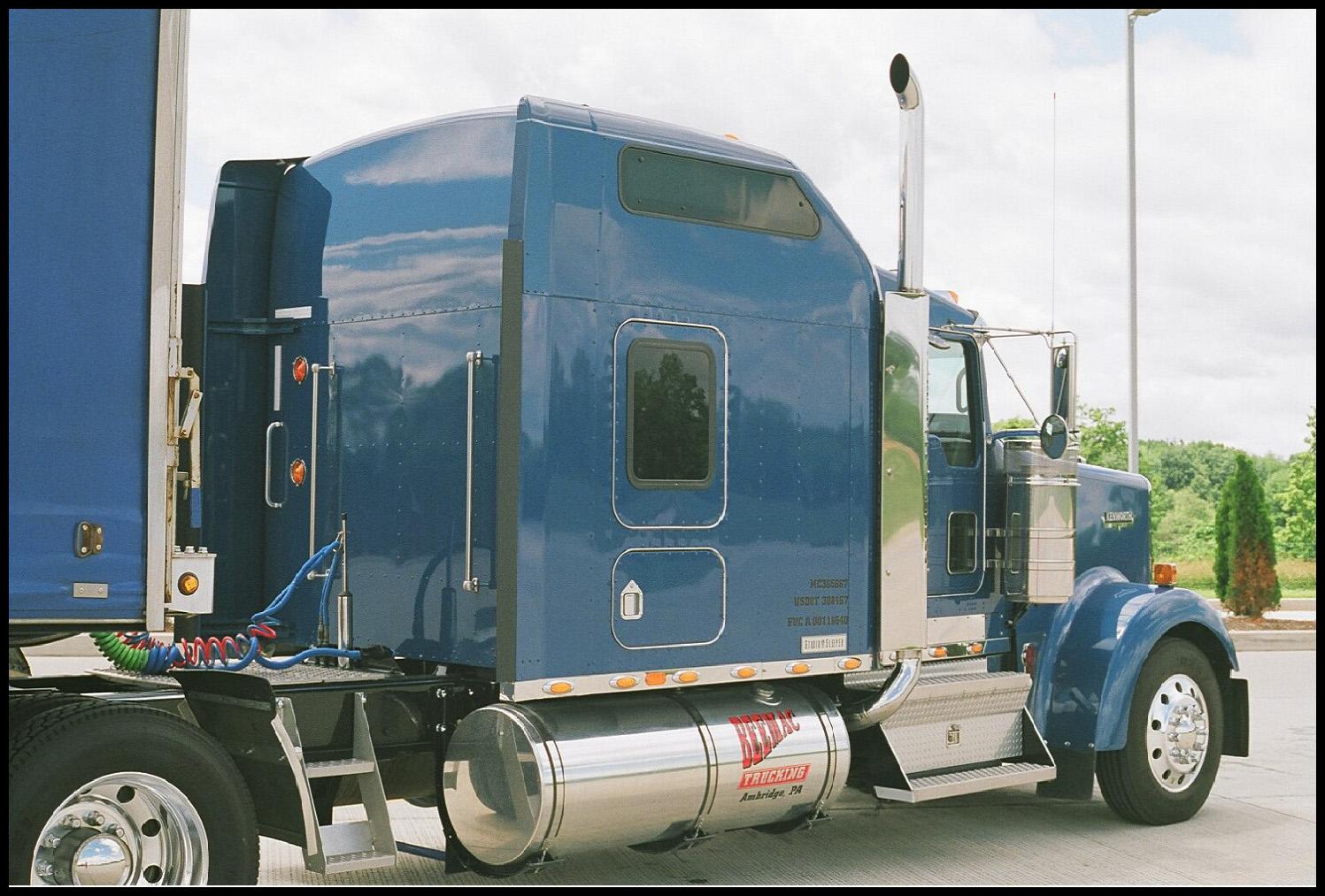Duncanputman Com Truck Of The Month Bill Harvey S 2007