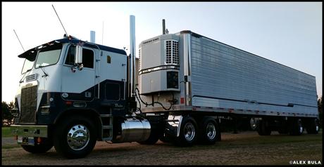 April 2018 Truck of the Month - Alex Bula's 1985 Freightliner FLT