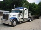 Dudo Trucking's 2007 International 9900ix