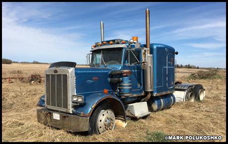 March 2018 Truck of the Month - Mark Polukoshko's 1979 Peterbilt 359