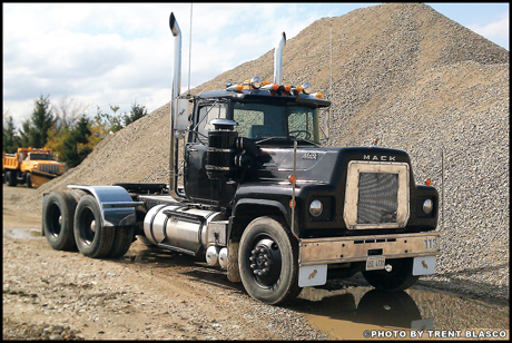 April 2019 Truck of the Month - Trent Blasco's 1977 Mack RS700L