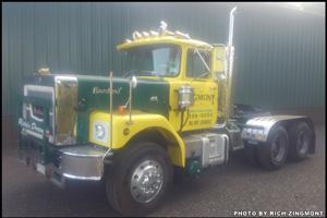 August 2019 Truck of the Month - Rich Zigmont's 1975 Brockway model K761TL