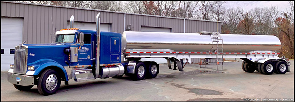 Anthony Russo's 1995 Kenworth W900L