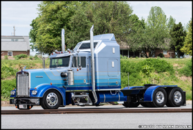 Mark Hollen's 2014 Kenworth W900L