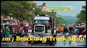 The 2017 Brockway National Truck Show