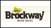 Brockway Trucks Videos