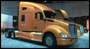 Making of the Kenworth T680