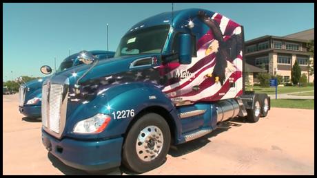 Kenworth Testimonial with Melton Truck Lines