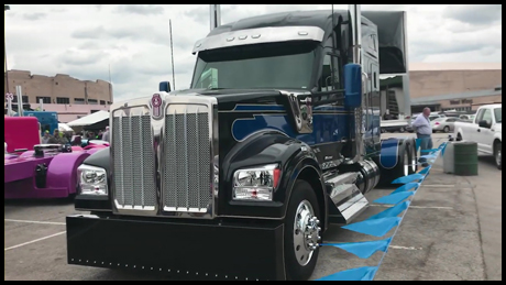 Kenworth at the 2019 PKY Truck Beauty Championship