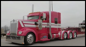 J&L Contracting 2008 Kenworth W900L - Never Satisfied