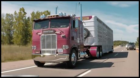 Kevin Carty's 1979 Freightliner FLT