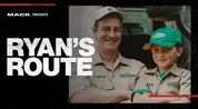 Mack Trucks' #RoadLife Episode 5: Ryan's Route