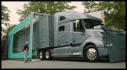 Volvo Trucks: The Story Behind the World's Largest Unboxing